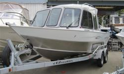 This is boat and motor package only