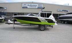 Brand New 2015 Four Winns H180 RS OB!!!! Options include Evinrude Etec 150hp motor, cockpit and forward covers, bimini top, ski tow bar, snap in carpet, full instrument package, deep reach swim ladder, swim platform mat, premium sound system and custom