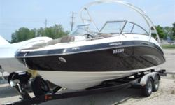 Very hard to find on the used market. One owner, local freshwater 242 Limited S.