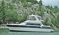 Very rare 38 Santego Double Cabin. This Santego is in excellent condition and features many upgrades. Hull and Deck  Cabin and Interior  Navigation  Systems  Safety