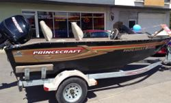 2009 PRINCECRAFT HOLIDAY DLX FISHING BOAT POWERED BY A MERCURY 60 hp motor. Very clean and in great condition. Comes with 2 seats and has room for 5 people. Trailer included. All maintenance is complete for this season and ready to go!!