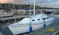 Make an Offer. The Schock 23 is lively cruiser-racer that is perfect for adventures on the Great Lakes. Features: * Roomy 2 cabin layout. * Lifelines and stanchions for added safety. * Ample, well-ventilated vee-berth (2 opening ports and a large overhead