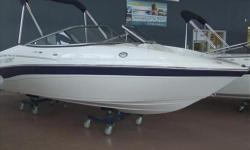 "Located in Innisfil at Boatmax Specifications Length Overall (LOA): 220 Beam: 7'6"" / 2.286 Meters Floor Depth: 31"" / 78.74 CM Dead Rise: 20 Degrees Weight: 2300 lbs. / 1043.262 KG Capacity NMMA Rated: 1300 lbs. / 589.67 KG Persons: 8 Per./1200"