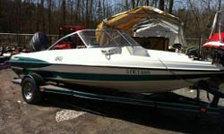CLEAN CONDITION 1999 TRITON SF-18 WITH A 2002 YAMAHA 100 HP 4 STROKE. 3 FISH FINDER,MINNKOTA 3 BANK CHARGER,SKI PYLON,MINNKOTA POWER DRIVE 65 LBS TROLLING MOTOR,TRANSOM SAVER,SPARE TIRE AND MUCH MORE Specifications Length Overall (LOA): 216 Features