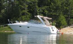 AC/Heat, Generator, Windlass, Elegant Cabin With Two Flatscreens, Teak And Holly Floor, Maple Cabinets, Stainless Steel Appliances. Cockpit Galley With Ice Chest, Refrigerator And Sink. Comes With Dinghy Davit System And 2008 Quicksilver Inflatable With