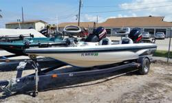 *** ARRIVING SOON *** BUILT BY SKEETER POWERED BY YAMAHA 150 HP DON'T MISS OUT ON THIS BOAT, SOILD PERFORMER WITH NEW CARPET, SEATS, TWO LOWRANCE UNITS AND MOTOR GUIDE TROLLING MOTOR, 3 BANK CHARGER AND BRAND NEW MINN KOTA TALON. STAINLESS PROP, KEEL