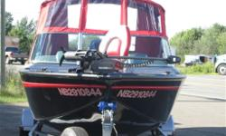 2011 Lowe F&S, 115 HP Mercury Four Stroke EFI engine with less than 25 hours on it. Boat has, full stand up enclosure, fish finder, trolling, motor, rod storage, live well, Fishing decks, comfortable cruising seats, all for only $ 22,500.00 Please contact