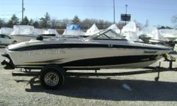 Just arrived and ready to go. This Tahoe Q5i ski/fish gives you all you need in one boat. An easy-to-trailer sterndrive runabout designed for all-out family fun. From skiing and fishing to everything in-between. Complete with trolling motor and charger,