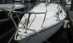 well laid family cruiser ,serviced motor ,with survey ,comes with lots of extras ,good sails