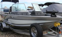 2015 Alumcraft Voyager 175 W/115HP | Fishing Boat 2015 Alumacraft Voyageur 175 SportIntroducing the ALL-NEW Voyageur.This series features an oversized cockpit and tough 2XB hull to give you all fishability youâ??ll ever want. With dual 8-foot rod storage,