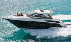 "Specifications Length Overall (LOA): 636 Beam: 15' 4"" / 4.67 M Deadrise: 15.5 / 22 Approx. Dry Weight: 34,400 Lbs / 15,513 Kg Fuel Capacity: 450 Gals / 1703 L Person Capacity: Yacht Certified / CE 18 Water Capacity: 125 Gals / 473 L Holding Tank: 65 Gals"