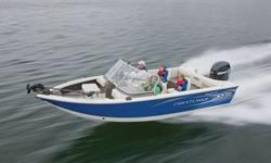 2013 CRESTLINER 1950 SPORT FISH Crestliner is known for building great boats, and nothing has changed in the last 65 years. With unmatched build quality and attention to detail, these all-welded aluminum boats are industry leaders. Every Crestliner is