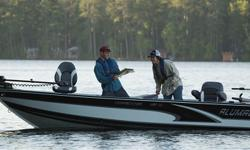 Competitive Advantage. Admit it. You've got a competitive streak. So let the Competitor 185 LE Sport take your love of fishing to a whole new level. This boat features best-in-class bow and starboard rod storage, thicker hull than the competition, and
