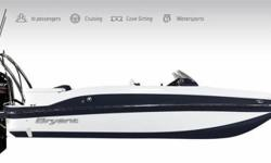 More time on the water,Less money out-of-pocketThe first Bryant offering with an outboard motor, the Sportabout is comfortable, easy-to-maintain, and fuel efficient. The roomy interior is comfortable for passengers, but the sleek styling and aggressive