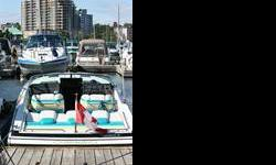 This gorgeous 1990 freshwater Formula 272 SR1 delivers exceptional Formula construction and sleek styling, in the much sought after and super-quick ?Twin 454?s? configuration with Bravo drives. Professionally redone and upgraded interior upholstery.This