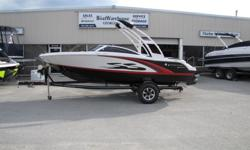 Brand New 2014 Four Winns H190 SS!!! Options include Mercury 5.0MPI fuel injected motor with 260hp, wake board tower with bimini top, cockpit and forward covers, snap in carpet, deep reach swim ladder, swim platform mat, full instrument package with depth