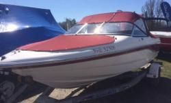 Includes Bimini cover and lowranceEngines2005 - 3.0 TKS