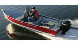 Price is Lund MSRP. Please contact us for current pricing and promotions! Standard Equipment Aluminum Encased Transom Aluminum Keelsons 4 Bow Eye Bow Floor Pan Cross Seats 2 Fuel Tank Storage Hull Drain & Plug IPS Hull Level Flotation Compliance Perma-Ply