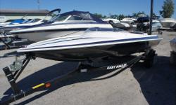 2012 18' Charger STV tunnel hull, mooring cover, gauge pkg. We can install your motor. HULL ONLY, sale price $9999 plus options.