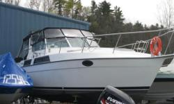 1998 Prowler Boats 315 SUNBRIDGECONSIGMENT SALE REVISED SALE PRICE ...PROWLER 315 SUNBRIDGE 33'...GREAT CONDITON 1988 .... $30,350 +HST...2 NEW STERNDRIVES-NEW S/S PROPS -NEW BATTERIES-NEW FRSH WATER PUMPS-BELLOWS AND TUNE UP DONE 2 YEARS AGO ...-MOTOR