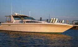 Pride of ownership along with very tasteful upgrades and maintenance is evident wherever you look. This is an exceptional offering with the largest twin 425hp Cat V-8 diesels. (most were equipped with the small 300 Cummins). The performance and fuel