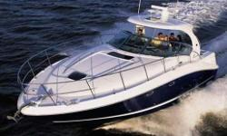Price to sell immediately as I have purchased a new boat. HARD TOP navy blue hull navy blue canvas MerCruiser 8.1s Horizon Gas Engines w/ low hours separate head and shower rooms 3 flat screen tvs granite kitchen w/ microwave, stove, sink, fridge, ice