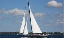 It�s said the first twin-keel sailboat was Lord Riverdale�s 25-foot Bluebird of Thorne, built in 1924. She was plenty criticized but in 1939 Riverdale built a bigger Bluebird (50 feet) with an important refinement in that her keels were not parallel to