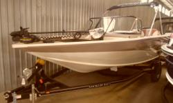 New 2015 Smokercraft 182 Ultima / 140 hp Suzuki / Trailer only $38,995 - plus freight and pdi. Only at Marsh's Marina (705) 538 2285. This boat is a perfect family fish N Ski. Fish all morning and ski in the afternoon! This is a fully complete option that