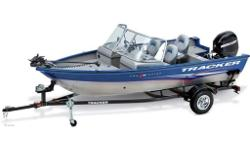 GREAT PRICING FOR A 16 FT FISHING MACHINEDesigned and outfitted for year-round anglers and their families. The Pro Guide V-16 WT is an all-weather aluminum fishing boat for anglers who love to fish all year. Its deep, shielded cockpit and wraparound