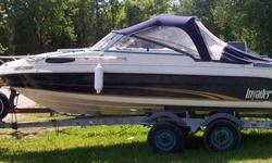 1997 Invader V205 Athena- 20' cuddy with 4.3EFI Mercruiser.  Full canvas, porta potti, , much more.  Good running condtion. Everything is in nice shape for its age.  We sold this boat new in 97 and it has always been professionally maintained.  Must be