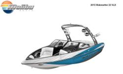 Completely new for 2015, the Wakesetter 22 VLXwhich replaces the 21 VLXstretches a full 22 feet and features a new Wake Plus hull, designed to deliver that massive, perfect wake for both wakeboarding and wakesurfing. With the amazing new dual-touchscreen