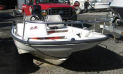 New (2008) Merc 40 HP Four Stroke put on August 2011. Great boat for the under 16 group. Specifications Length Overall (LOA): 159 Features