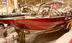 Instock In Red and Black! This has been the most popular boat for the past two years! Works great as all weather fishing boat or as the family cottage hauler - the 2015 KingFisher 1825 Falcon XL is built to last a generation. Featuring a heavy gauge