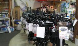 HULLY GULLY carries a broad range of NEW and USED OUTBOARD MOTORS from MERCURY,YAMAHA and SUZUKI.For more information contact HULLY GULLY MARINE SALES at 1-866-261-1468
