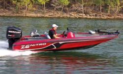 "Yes. You can afford to fish better. With the NITROR Z-6, you can take your bass fishing to the next level. At a nimble, smooth-riding 17' 4"" (5.28 m), this boat is absolutely chocked full of features. Just a few include the in-dash LowranceR Mark-5x Pro"